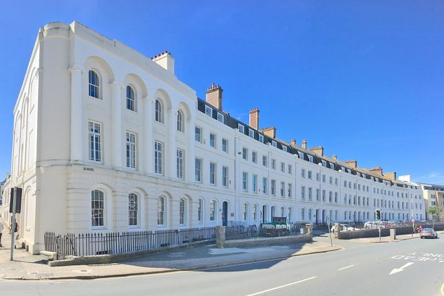 Thumbnail Maisonette to rent in The Crescent, Plymouth