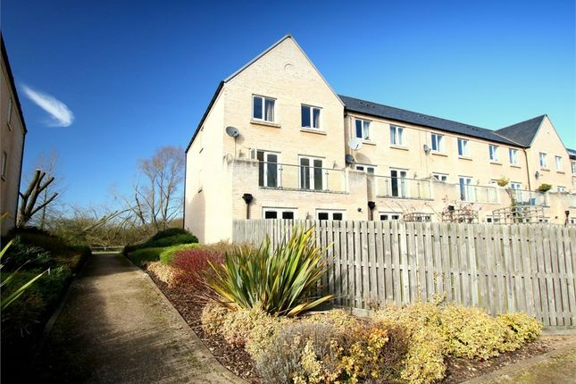 Thumbnail End terrace house for sale in Skipper Way, Little Paxton, St. Neots