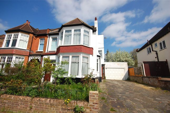 Thumbnail Property to rent in Dollis Park, Finchley, London
