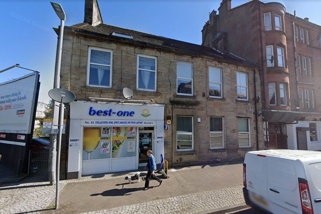 Thumbnail Flat for sale in 32A St James Street, Paisley, Renfrewshire