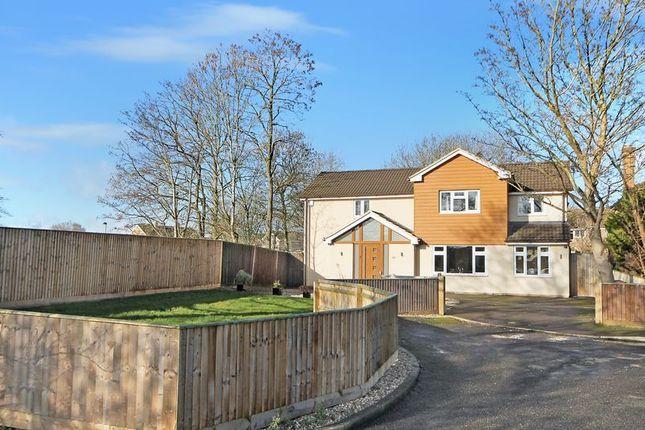 Thumbnail Detached house for sale in Home Close, Kidlington