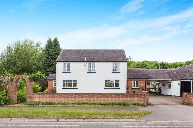 Thumbnail Detached house for sale in Derby Road, Etwall, Derby, Derbyshire