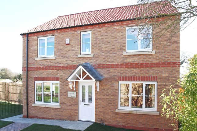 "Thumbnail Detached house for sale in ""The Chedworth"" at Church Hill Terrace, Church Hill, Sherburn In Elmet, Leeds"
