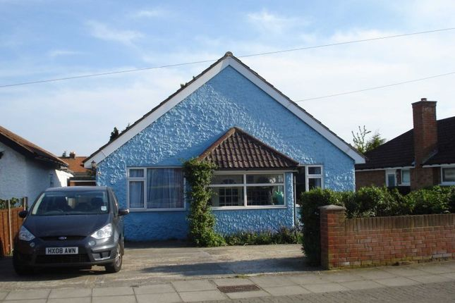 Thumbnail Detached bungalow to rent in First Avenue, Farlington, Portsmouth