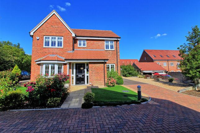 Detached house for sale in Skipps Meadow, Buntingford