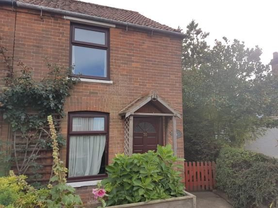 Thumbnail End terrace house for sale in Dersingham, Kings Lynn, Norfolk