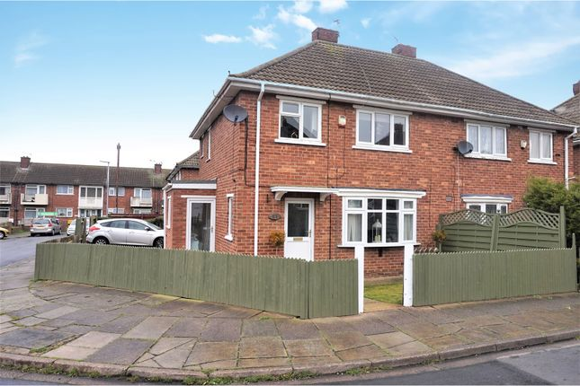 Thumbnail Semi-detached house for sale in Thoresby Place, Cleethorpes