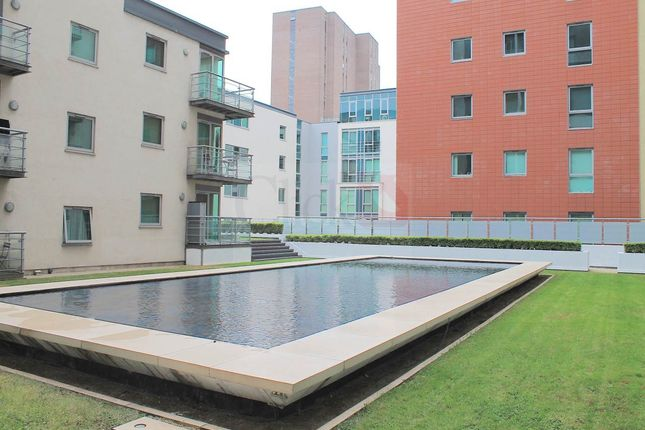 Thumbnail Flat to rent in Orion Building, Navigation St, Birmingham
