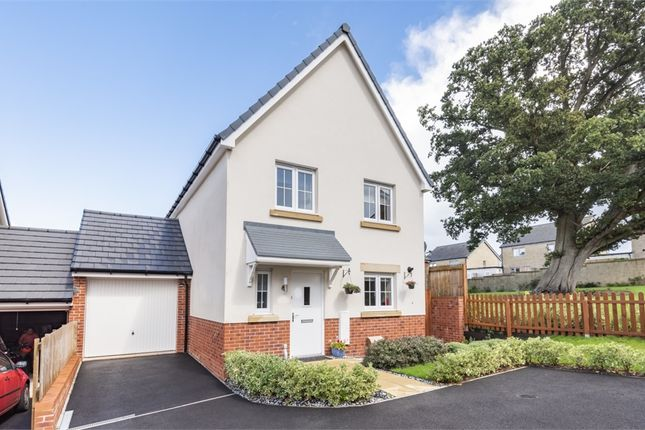 Thumbnail Detached house for sale in Charter Road, Axminster, Devon
