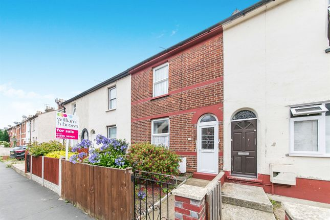 Thumbnail Terraced house for sale in Manor Road, Dovercourt, Harwich