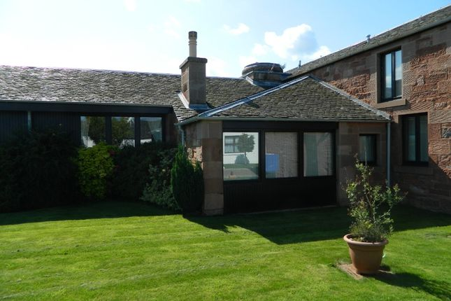 Thumbnail Semi-detached house to rent in Hunters Steading, Innerwick, East Lothian