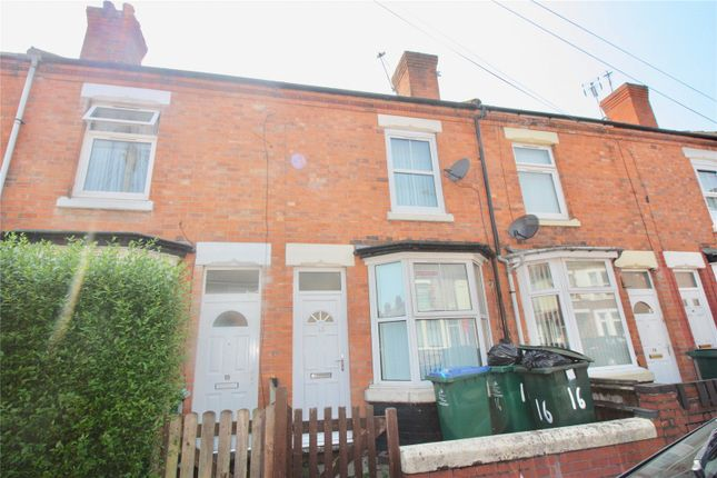 Thumbnail Terraced house for sale in Bramble Street, Stoke, Coventry, West Midlands