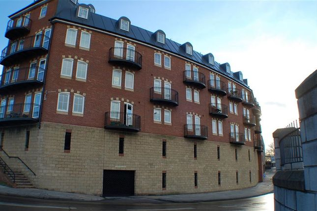 Thumbnail Flat to rent in The Landings, Ferry Approach, South Shields
