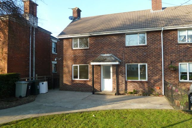 3 bed semi-detached house to rent in Station Road, North Thoresby, Grimsby DN36