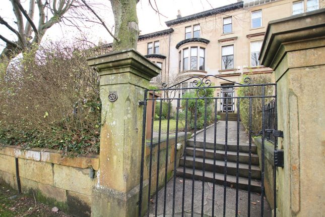 Thumbnail Flat to rent in Cleveden Gardens, West End, Glasgow