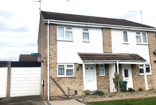 2 bed semi-detached house to rent in Bronte Close, Aylesbury HP19