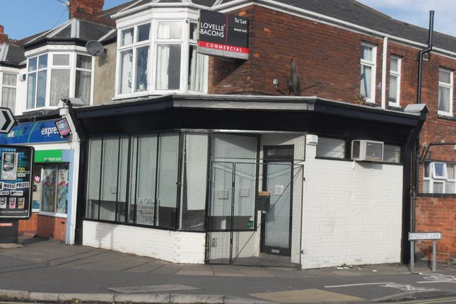 Retail premises to let in Grimsby Road, Cleethorpes