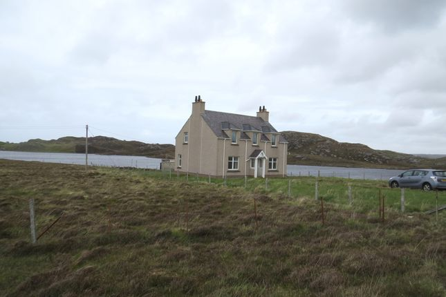 Thumbnail Detached house for sale in Bernera, Isle Of Lewis