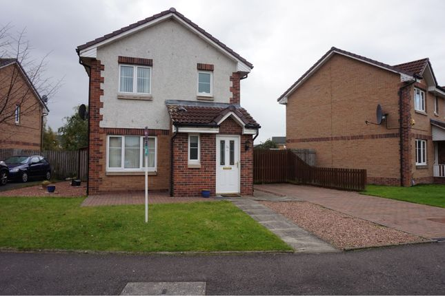 Thumbnail Detached house to rent in Buchan Avenue, Falkirk