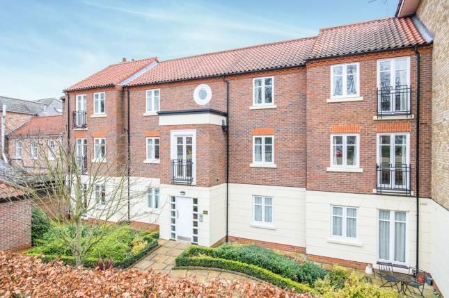 Thumbnail Flat for sale in Middleton House, Lady Anne Court, Skeldergate, York
