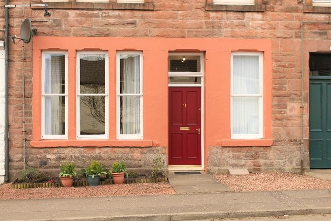 Thumbnail Flat for sale in Springfield Terrace, Dunblane, Dunblane
