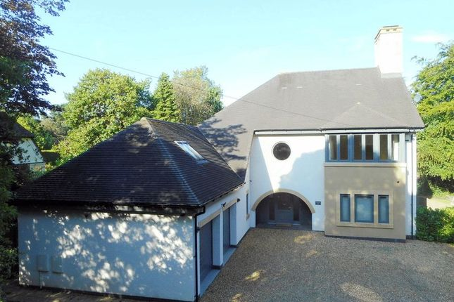 Thumbnail Detached house for sale in Sandy Lane, Newcastle