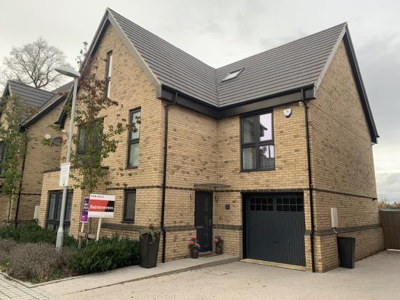 Thumbnail Detached house for sale in Marchment Square, Peterborough, Cambridgeshire