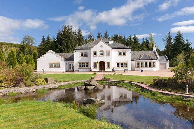 Thumbnail Detached house for sale in Dunning Glen, Dollar