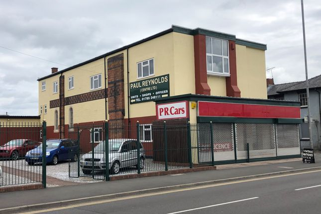 Thumbnail Commercial property to let in Corner Of St. Patricks Street, Stafford, Staffordshire