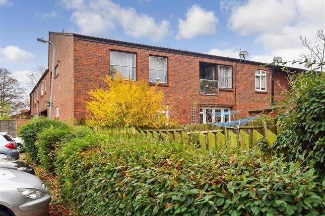 Thumbnail Flat for sale in Marden Ash, Basildon, Essex