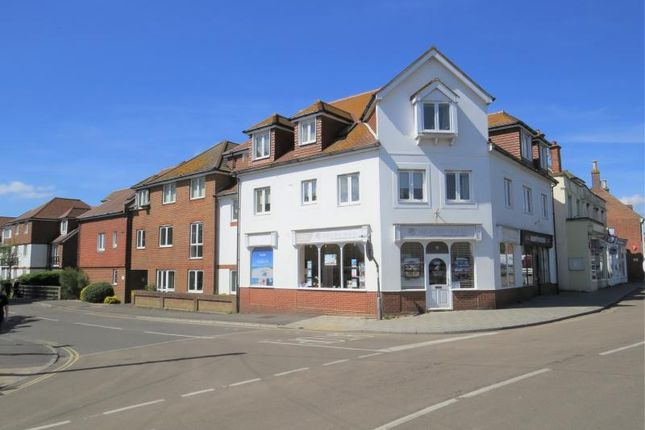 The Building of Sea Road, Milford On Sea, Lymington SO41