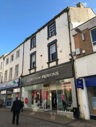 Thumbnail Retail premises to let in King Street, 27, Whitehaven