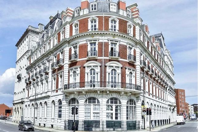 Thumbnail Flat to rent in Imperial Apartments, South Western House, Southampton