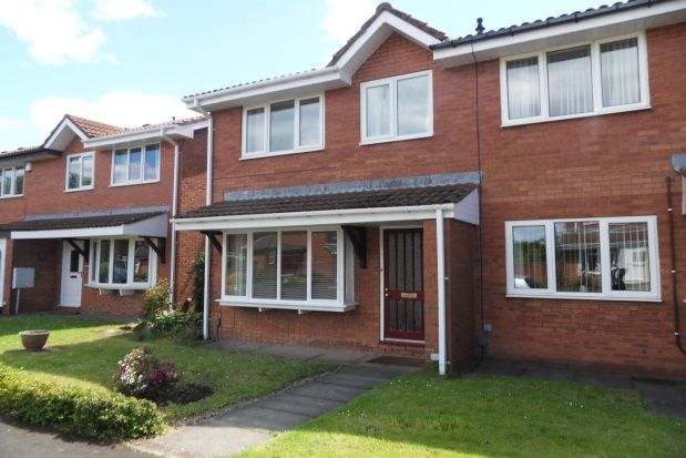 Thumbnail Semi-detached house to rent in Berrishill Grove, Whitley Bay