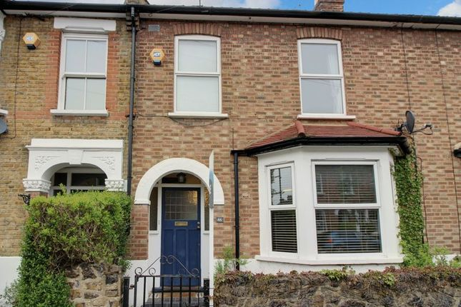 Thumbnail Terraced house for sale in Manor Road, Enfield