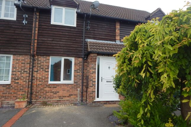 2 bed terraced house to rent in Badgers Meadow, Wendover HP22