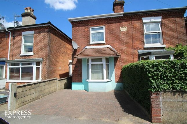 Thumbnail Semi-detached house for sale in Firgrove Road, Southampton, Hampshire