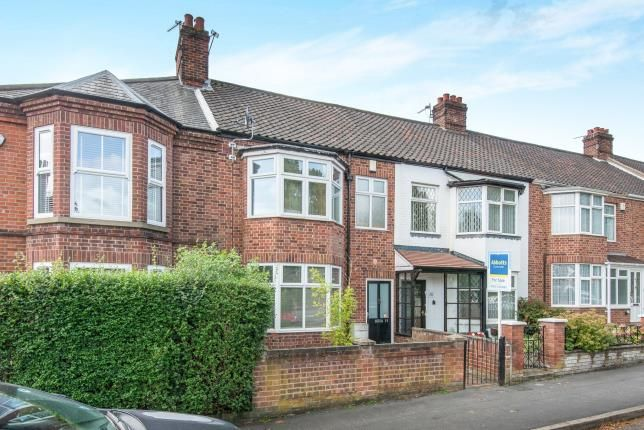 Thumbnail Terraced house for sale in Norwich, Norfolk