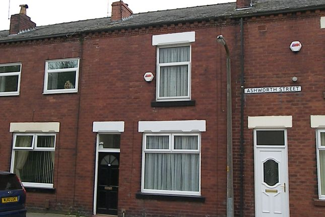 Thumbnail Terraced house to rent in Ashworth, Farnworth