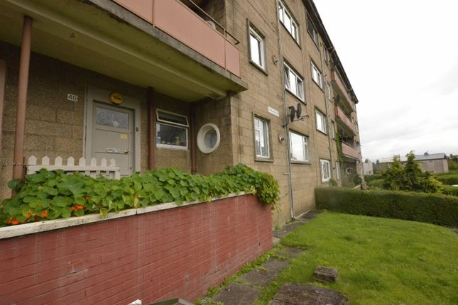 Front of Parkneuk Road, Glasgow G43