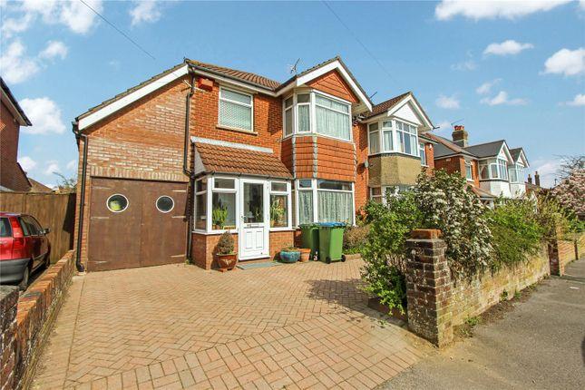 Thumbnail Semi-detached house for sale in Darlington Gardens, Upper Shirley, Southampton