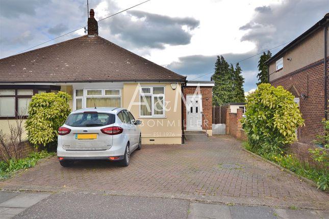 Thumbnail Semi-detached bungalow for sale in Lancelot Road, Ilford