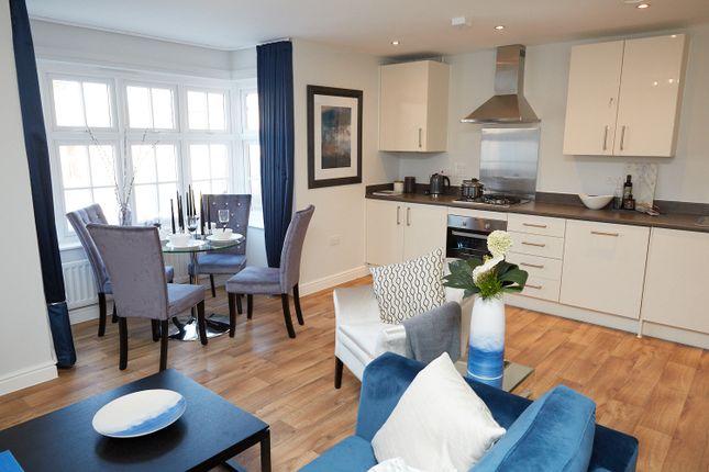 1 bed flat for sale in Goudhurst Road, Marden, Kent