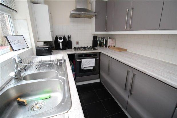 Kitchen of Wellington Street, Dalton In Furness LA15
