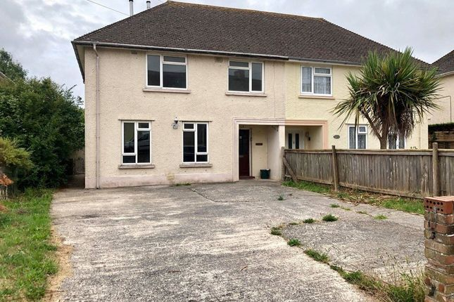Thumbnail Semi-detached house to rent in Merchants Park, Pembroke, Pembrokeshire