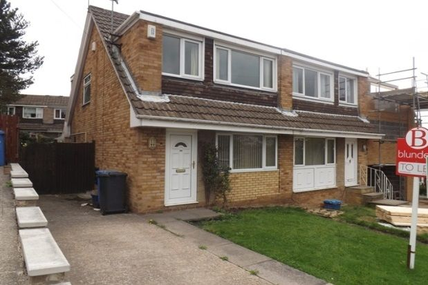 Thumbnail Property to rent in Glenwood Crescent, Sheffield