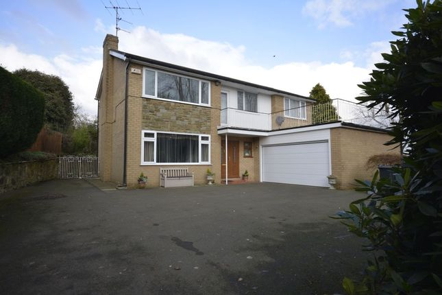 Thumbnail Detached house for sale in Hill Road North, Helsby, Frodsham