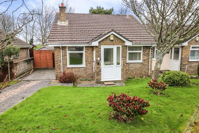 Thumbnail Semi-detached bungalow for sale in Tregavethan View, Threemilestone, Truro