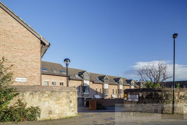 Thumbnail Town house for sale in The Mews, Newcastle Upon Tyne