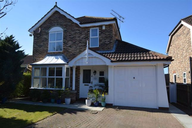 Thumbnail Detached house for sale in Kingfisher Drive, Bridlington, East Yorkshire